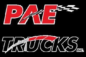 PAE Trucks Mobile Logo